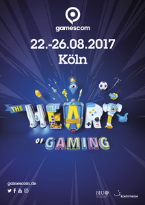 Keyvisual gamescom 2017